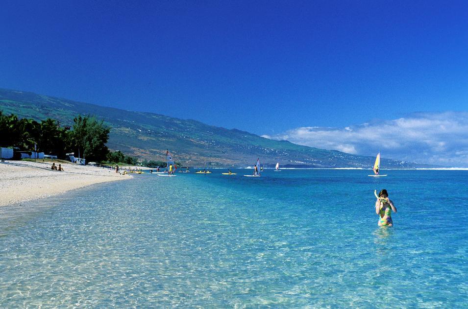Indian Ocean: Reunion Island