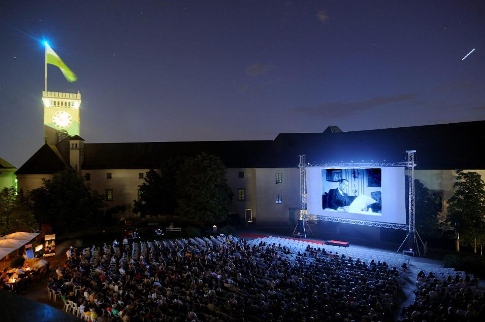Films Under the Stars - Ljubljana Castle