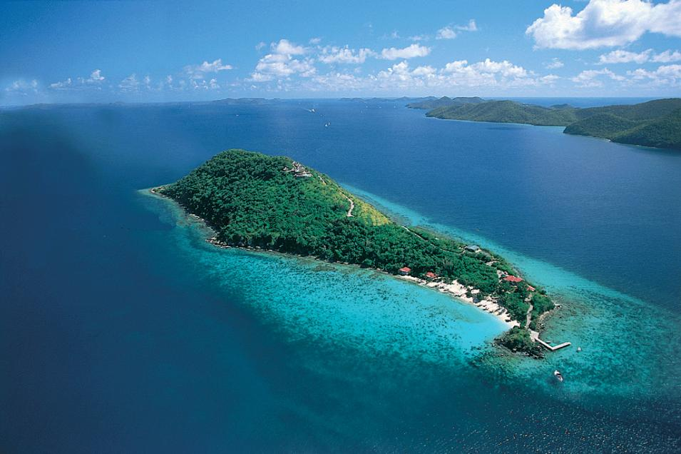 Private Island: Little Thatch Island, British Virgin Islands