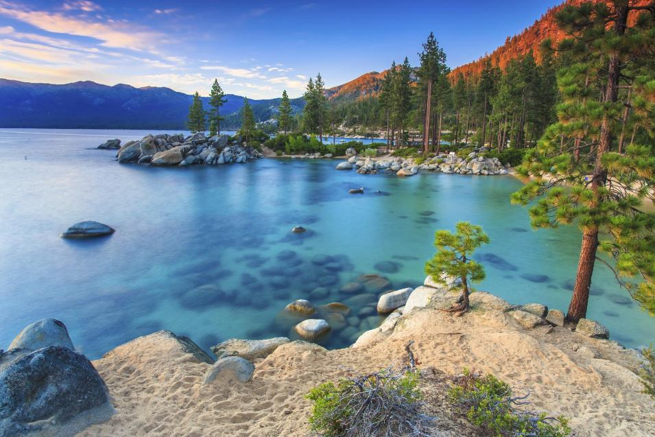 1. Lake Tahoe