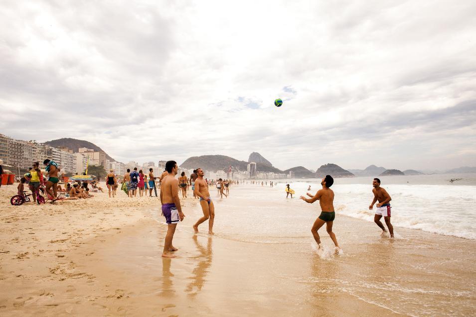 3. Rio de Janiero