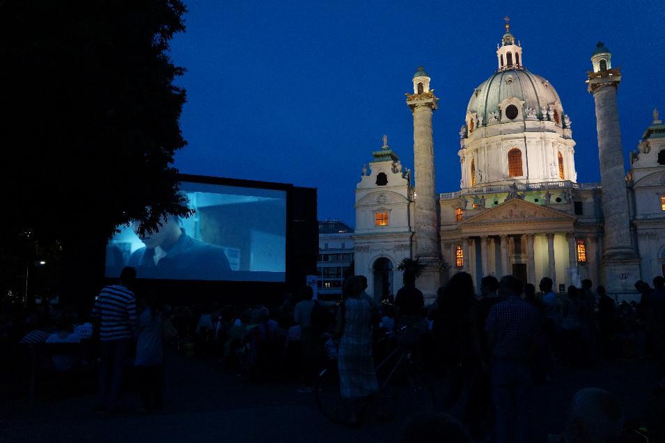 Kino Unter den Sternen - Vienna