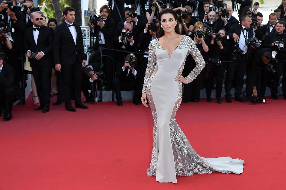 Parker Ford Cda >> Kendall Jenner Pops Up at Cannes Film Festival Wearing Alaia