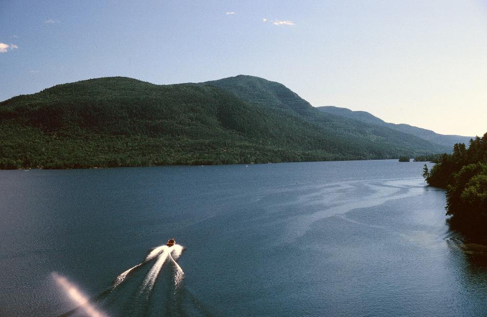 2. Lake George