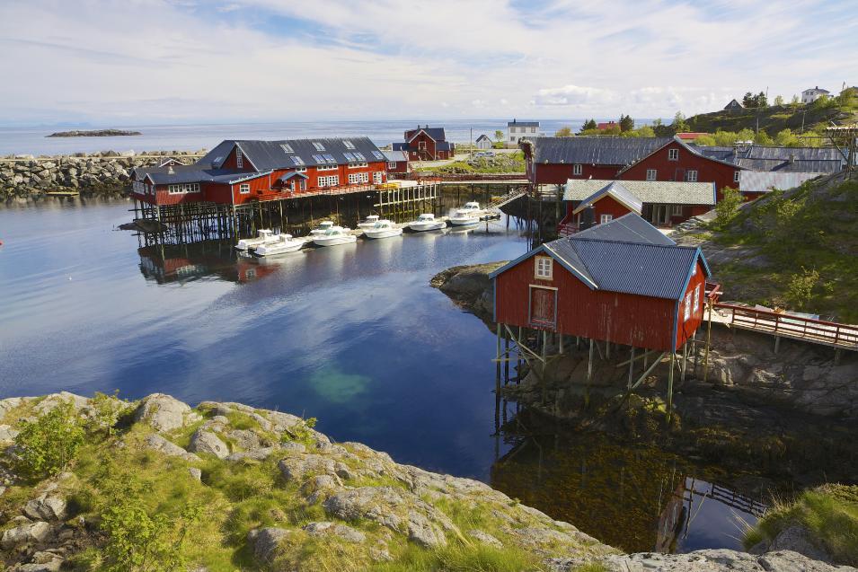 10. Norway (+ 54%)
