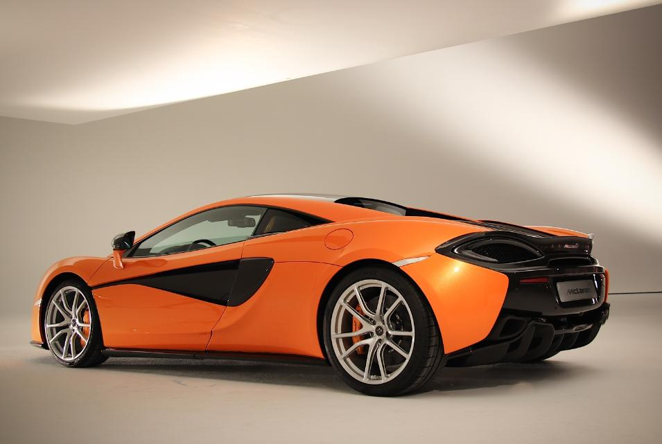 Original 2017 McLaren 570S  2016 McLaren 570S First Look