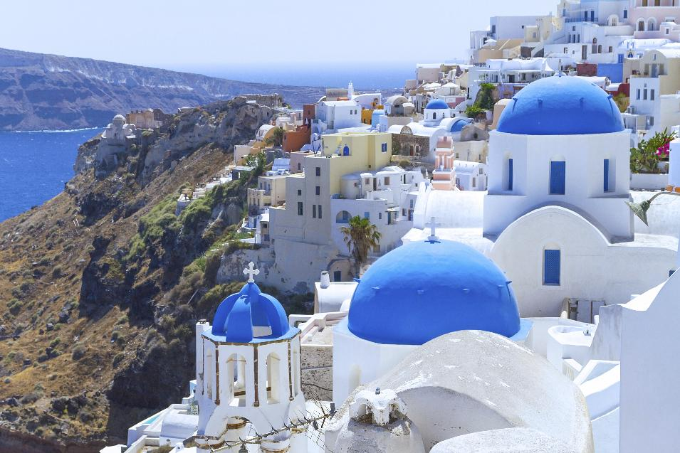 9. Greece (+ 57%)