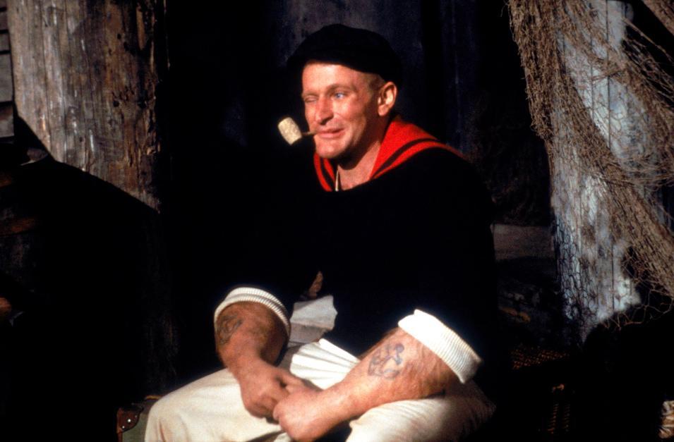 'Popeye' (1980)