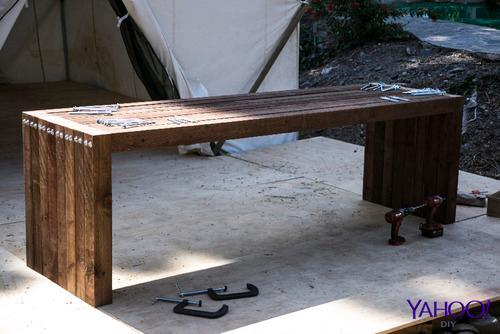 Superieur Beautiful Handcrafted Wood Dining Table