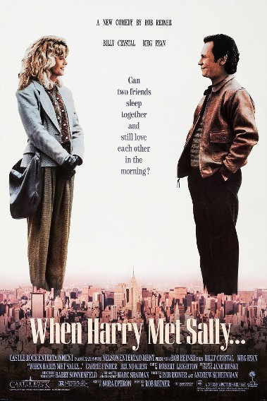 'When Harry Met Sally...' was only one of several possible titles