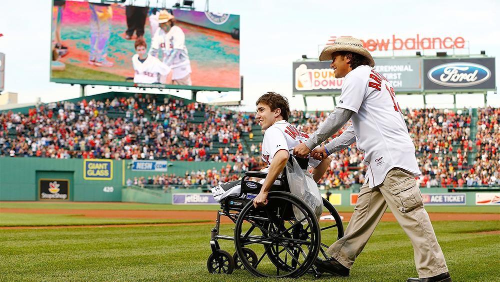 Lionsgate Aims to Make Movie About Boston Marathon Bombing Survivor