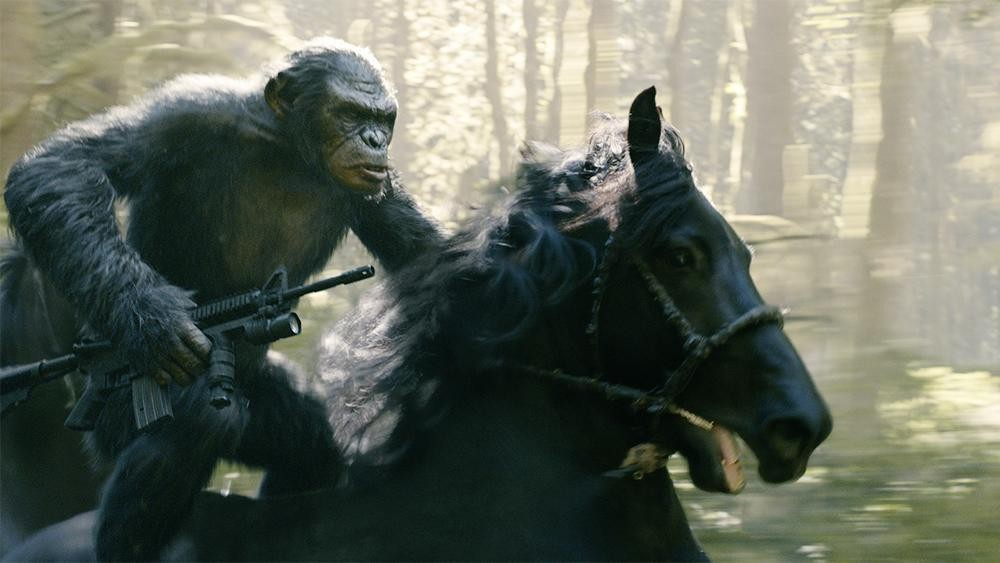 Review: Animal Magnetism in 'Dawn of the Planet of the Apes'