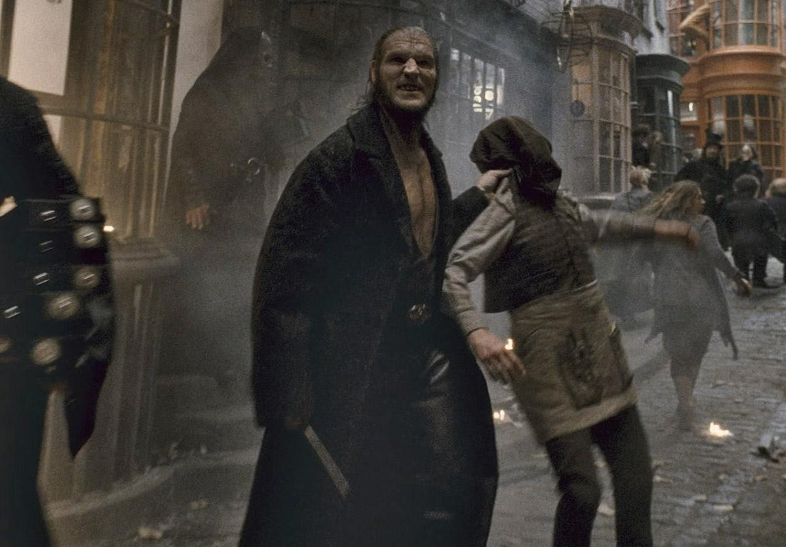 'Harry Potter' Actor Dave Legeno Found Dead in Desert
