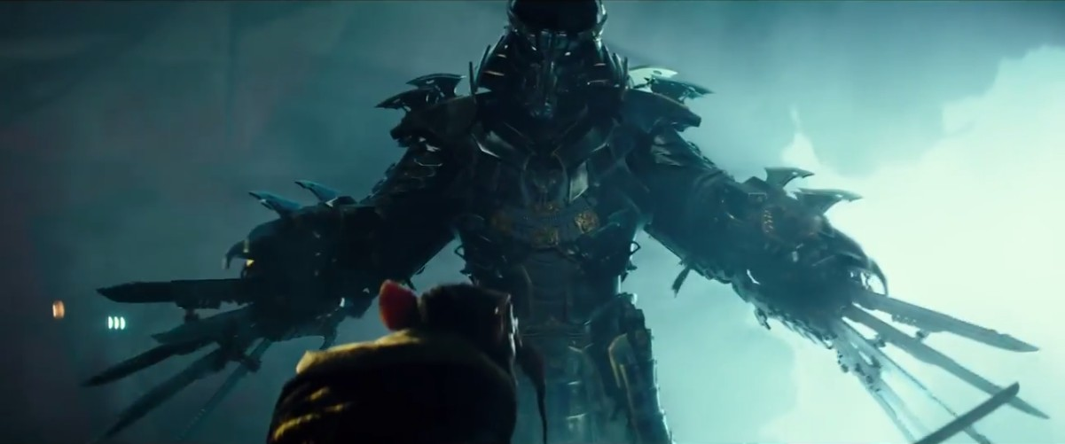 New 'Teenage Mutant Ninja Turtles' Trailer Reveals Armor-Clad Villain Shredder