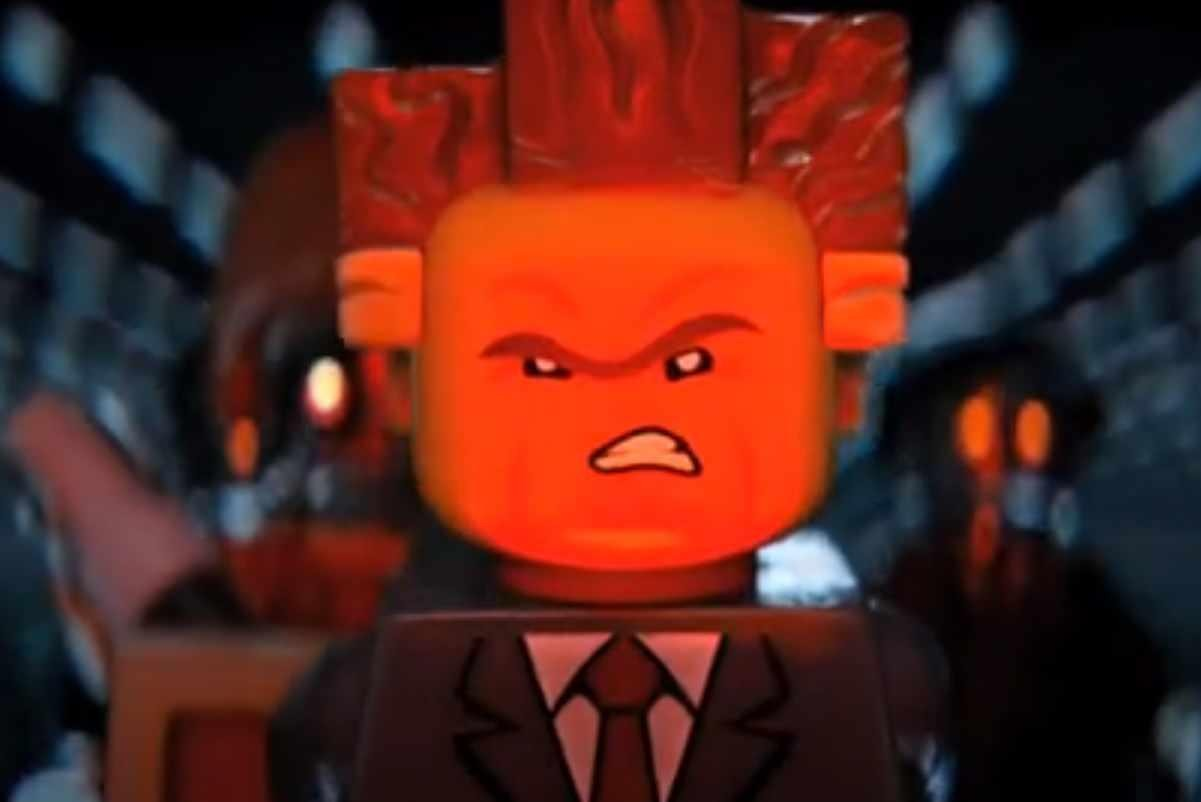 the lego movie lord business plan clip