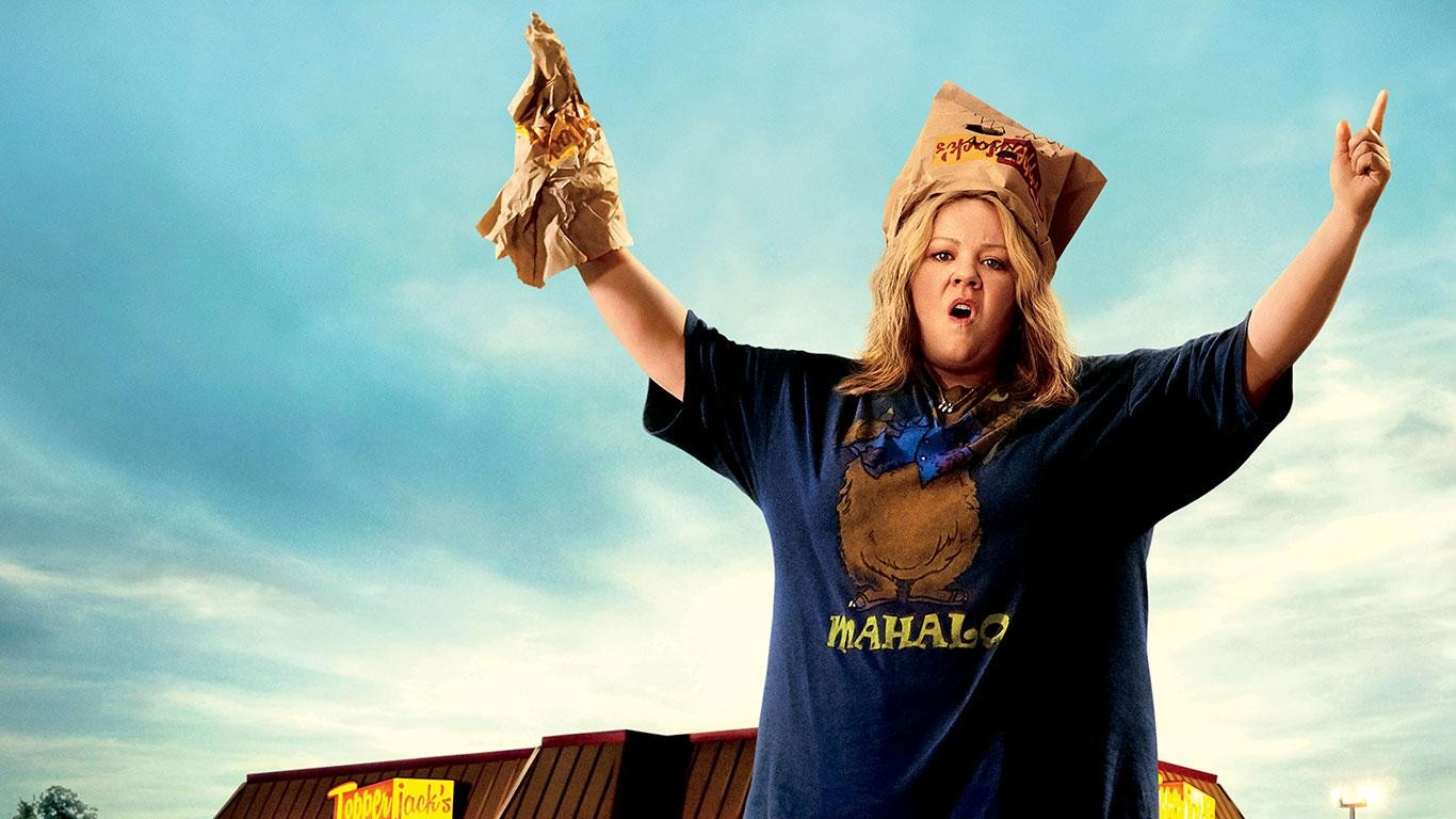 'Tammy' Star Melissa McCarthy Talks About Her Death-Defying Comedy Style