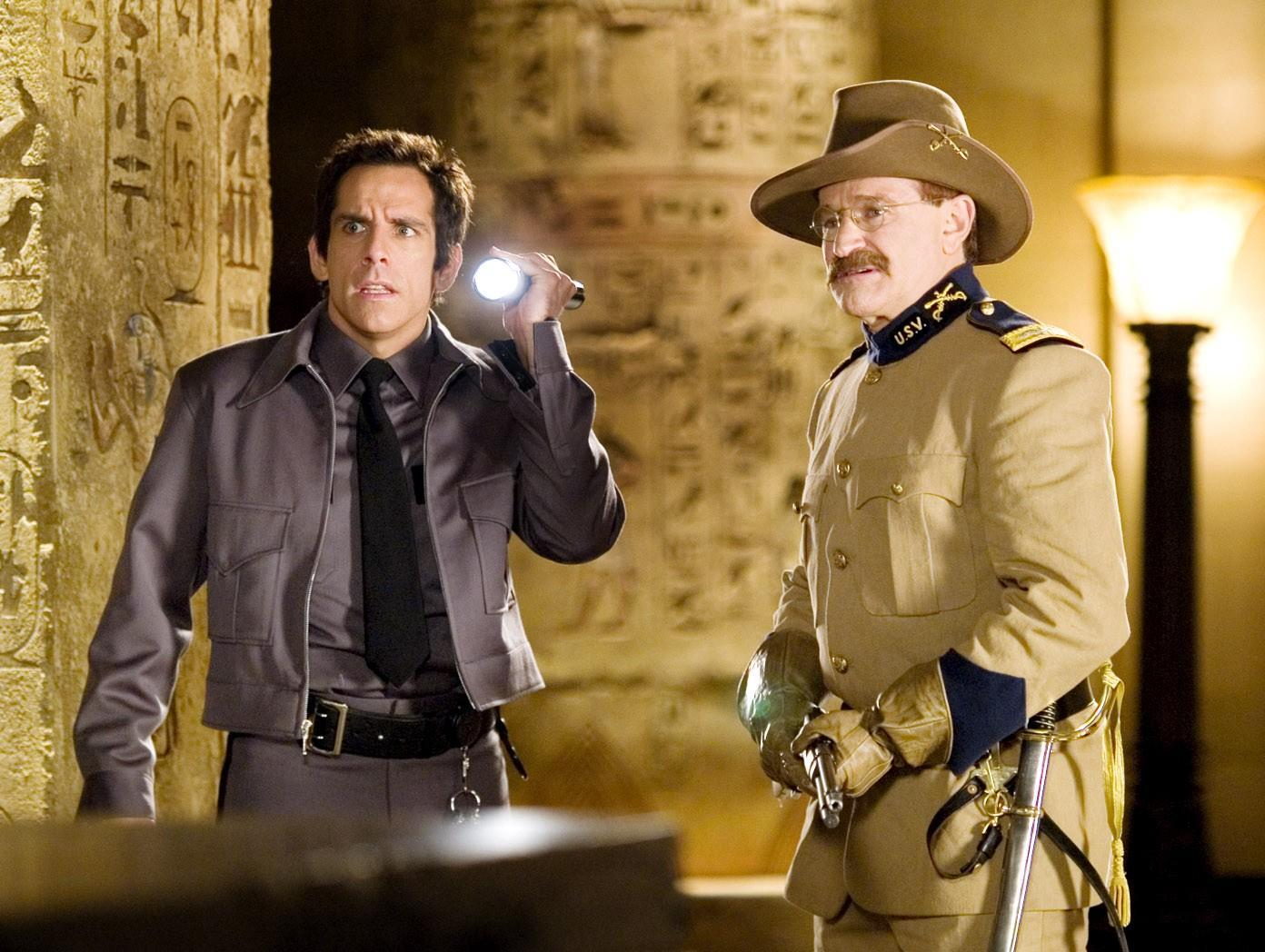 Robin Williams Leaves Behind 4 Movies Including 'Night at the Museum 3'
