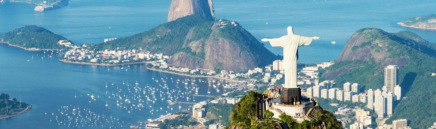Rio De Janeiro: Sitting on the southern shore of the magnificent Guanabara Bay, Rio De Janeiro has, without a shadow of a doubt, one of the most stunning settings in the world