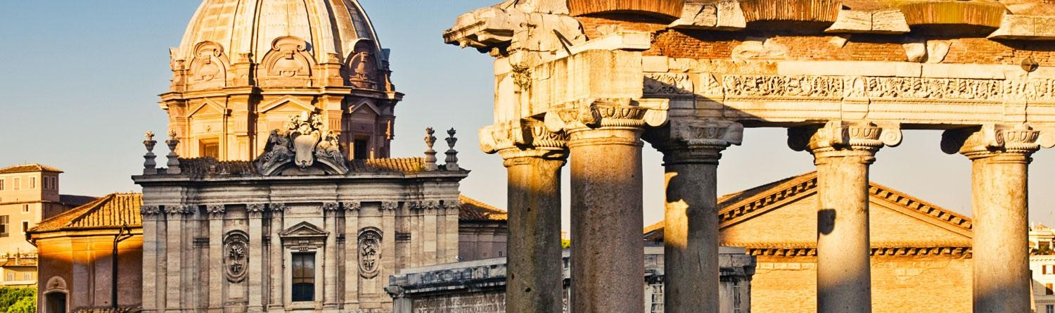 Rome: Iconic landmarks, ancient buildings, and distinctive neighborhoods. Need we say more?