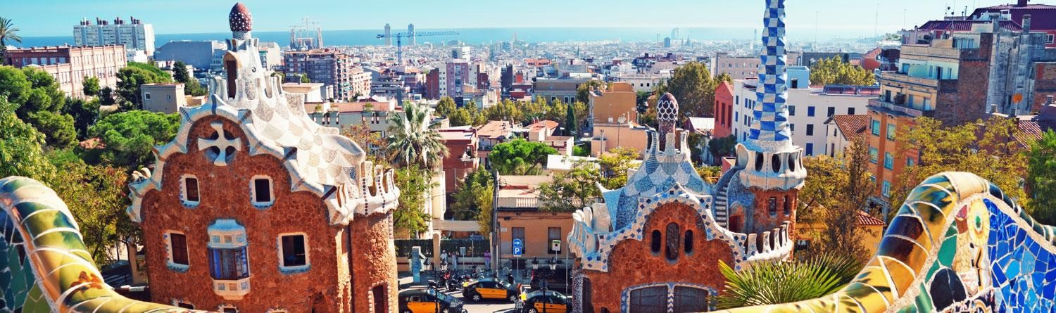 Barcelona: Visitors can wander through the streets of the city and experience the whimsical genius of Antoni Gaudí firsthand, relax on a boat in the sunny harbor, or cheer on their favorite sports teams in one of the city's many world-class stadiums.
