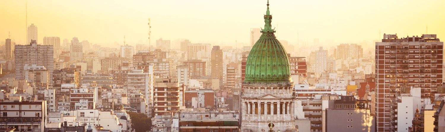 Buenos Aires: The city spreads out its eclectic culture of art, music and incomparable nightlife.