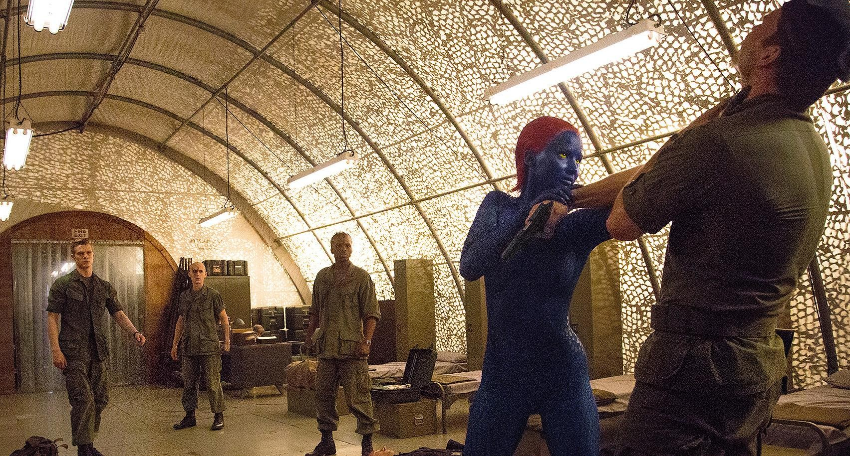'X-Men' Franchise Hits $3 Billion in Global Ticket Sales