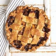 Instead of Apple Pie, Make Salted Caramel Apple Pie