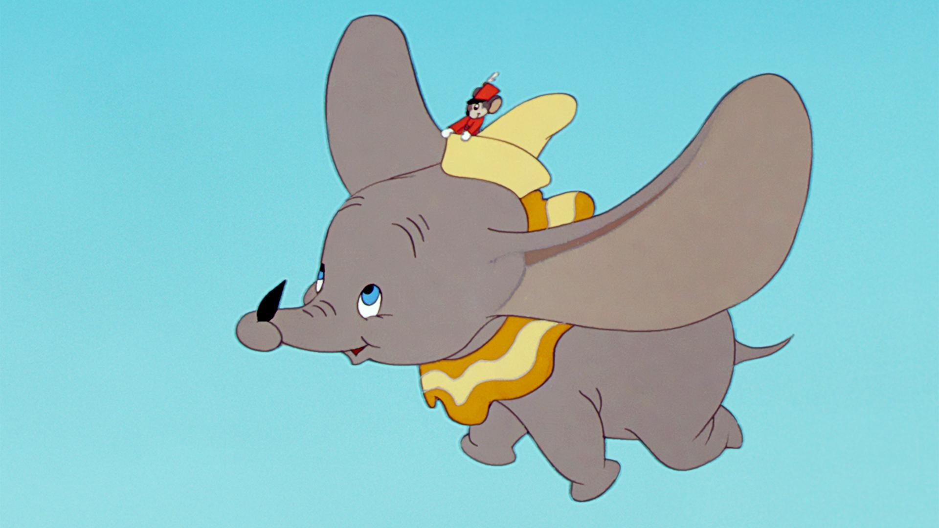 Disney Developing Live-Action 'Dumbo' Movie