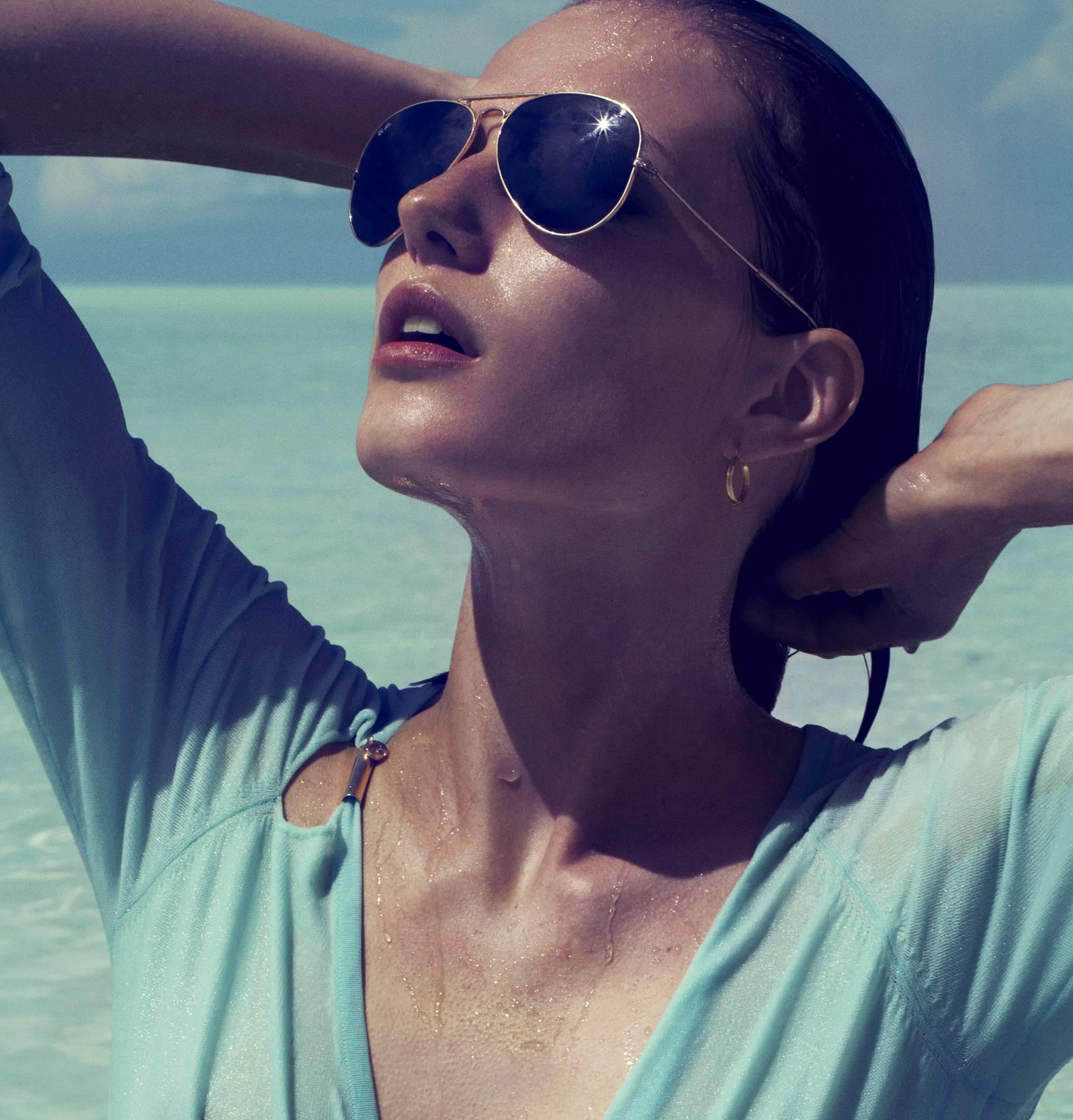 The Right Sunglasses Do Prevent Wrinkles
