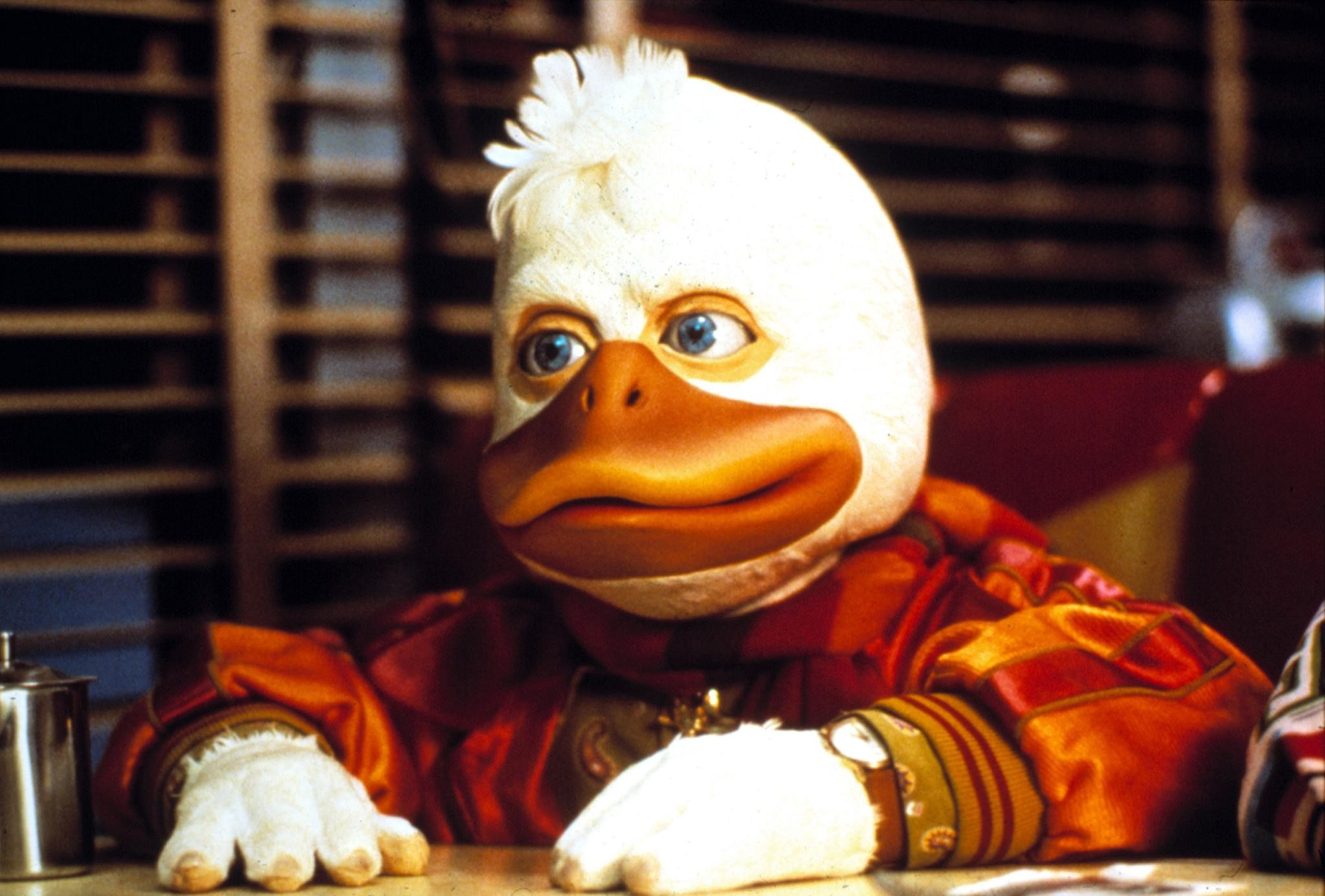 howard the duck - photo #12