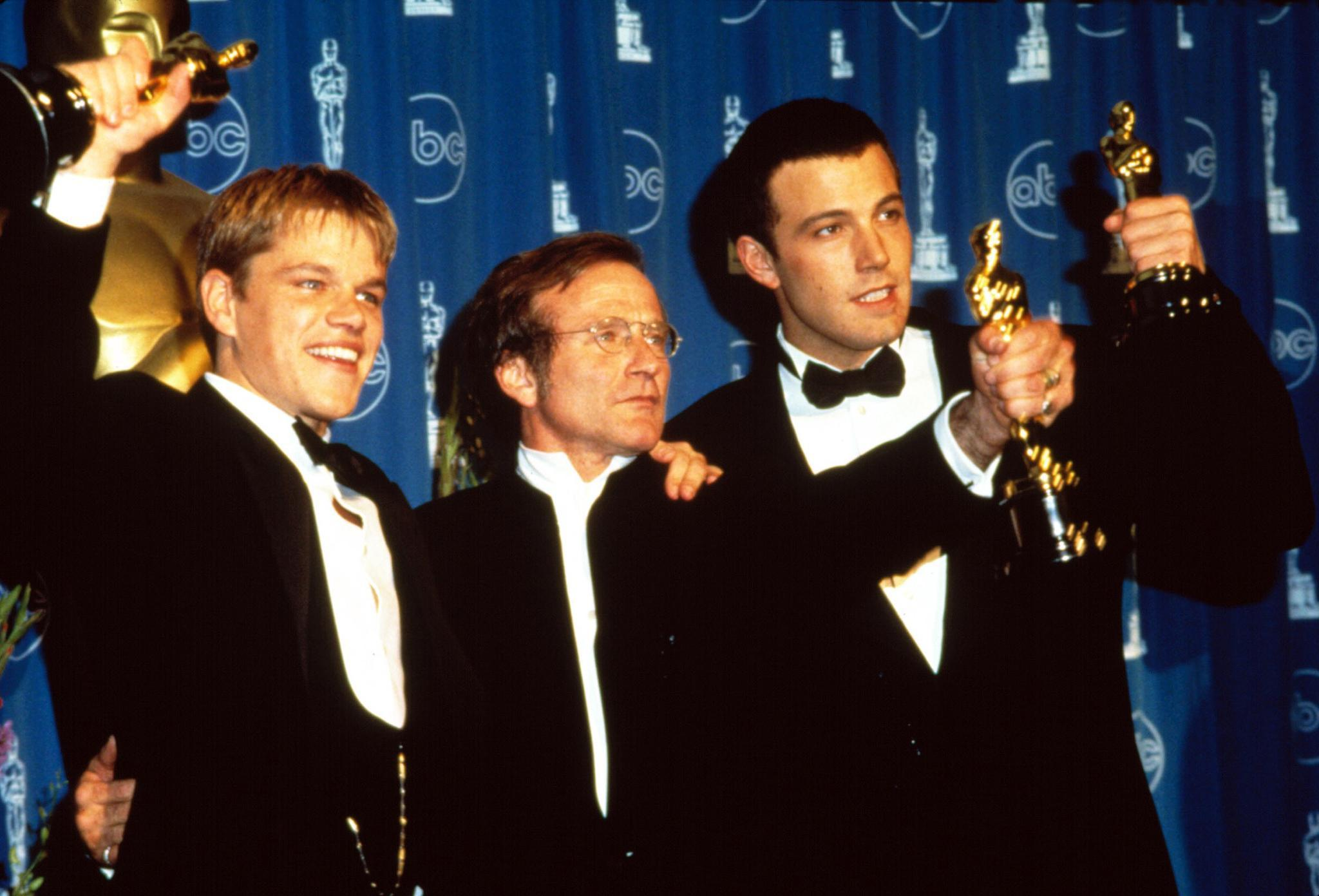 Ben Affleck and Matt Damon: We Owe 'Everything' to Robin Williams