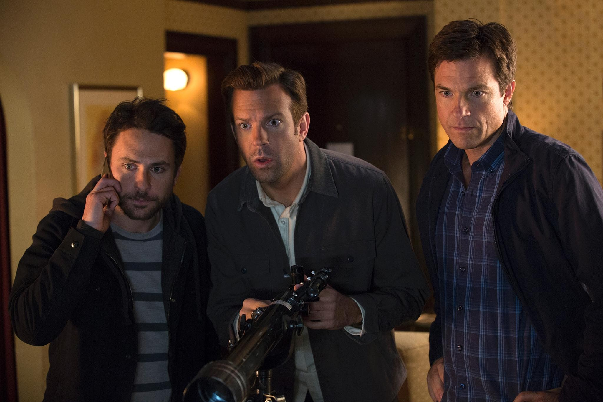 Jason Bateman and Pals Break Bad in the 'Horrible Bosses 2' Trailer