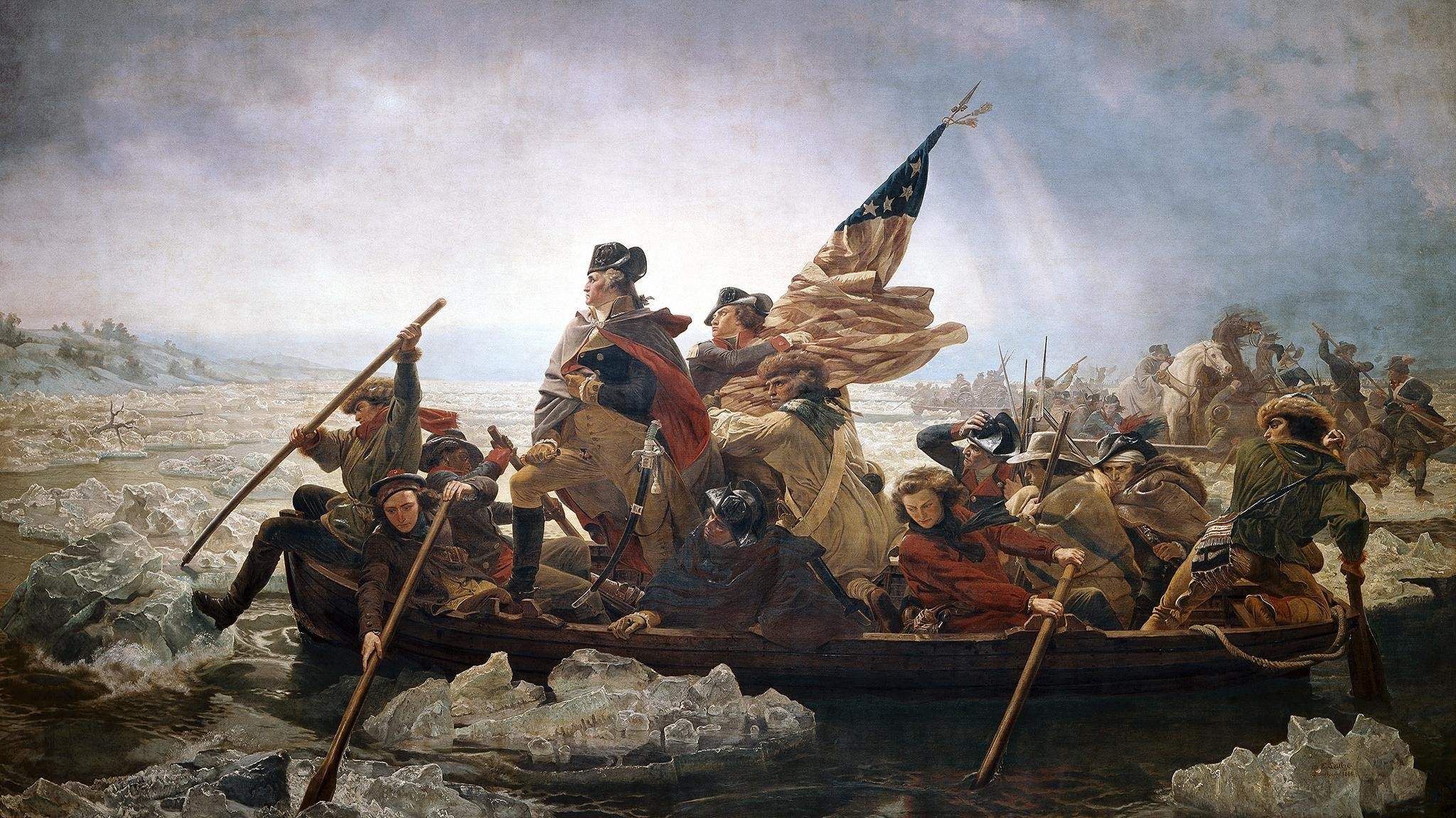 Where Is the Great Revolutionary War Movie? We've Got Some Ideas.