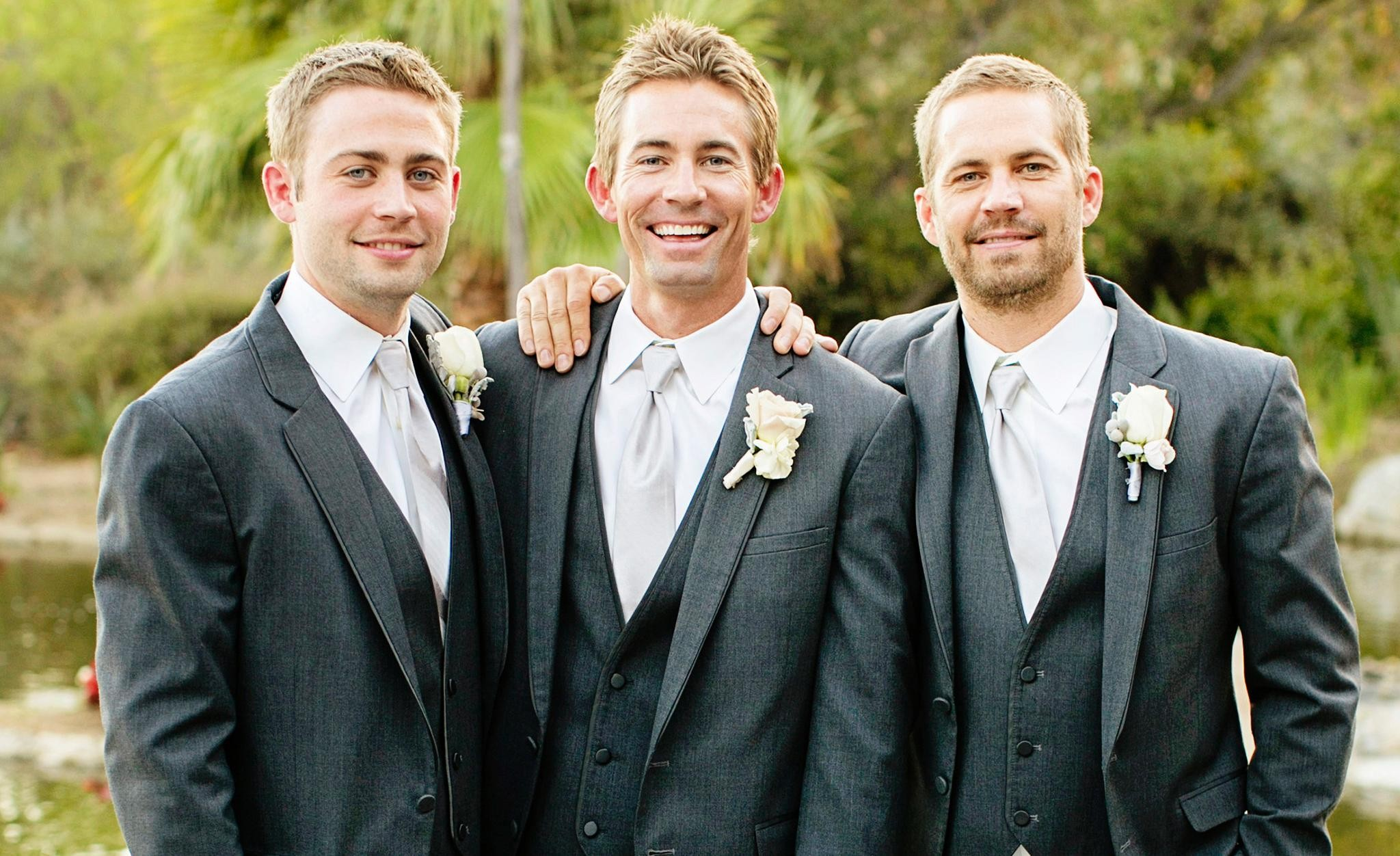 Fast 7 Recruits Paul Walkers Brothers to Finish Late Actors Scenes