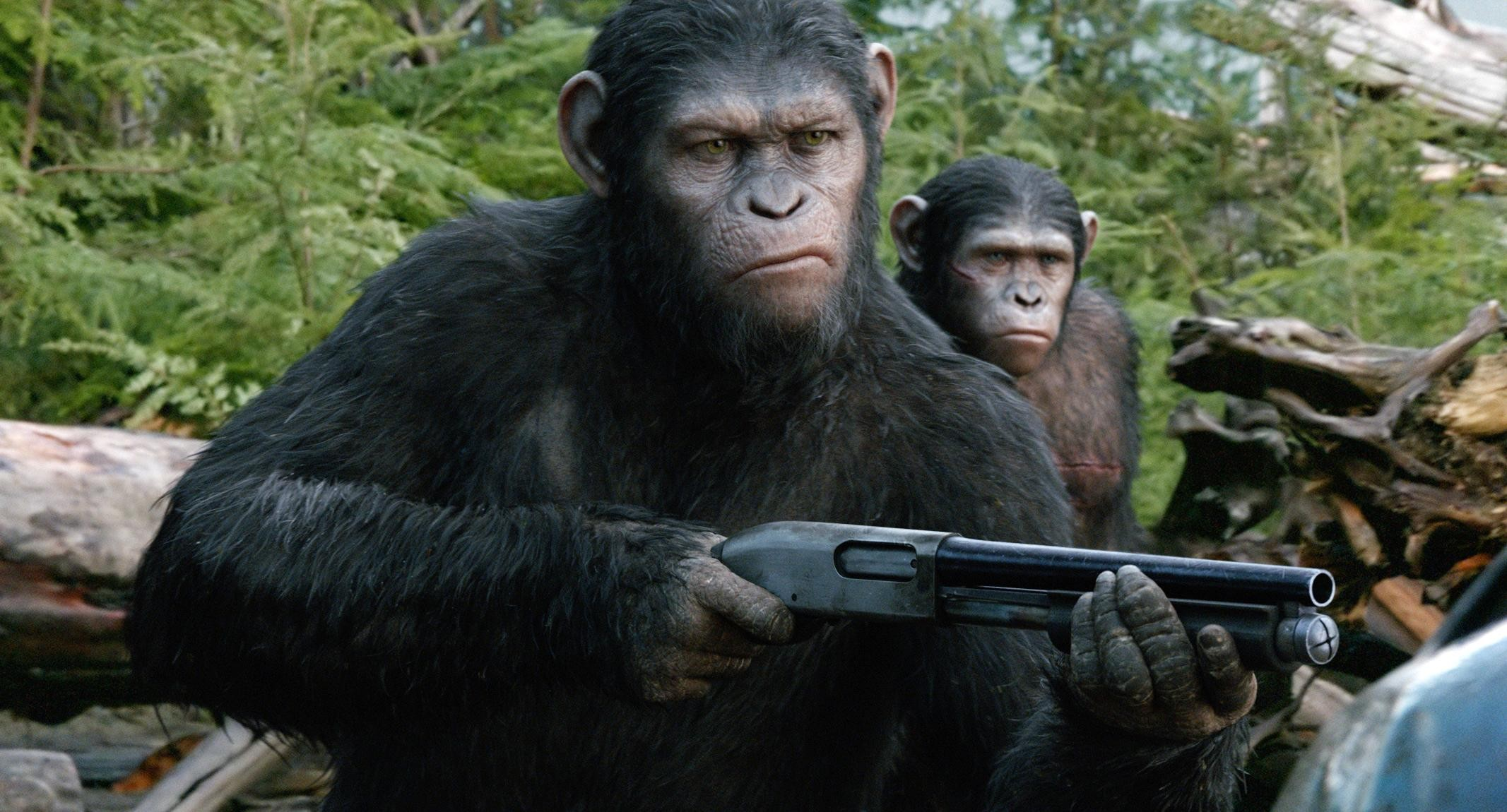 Box Office: 'Apes 2' Rules Soft Weekend With $36M; 'Sex Tape' Bombs