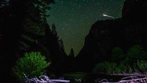 WATCH: Surreal Time-Lapse Video of California Parks at Night