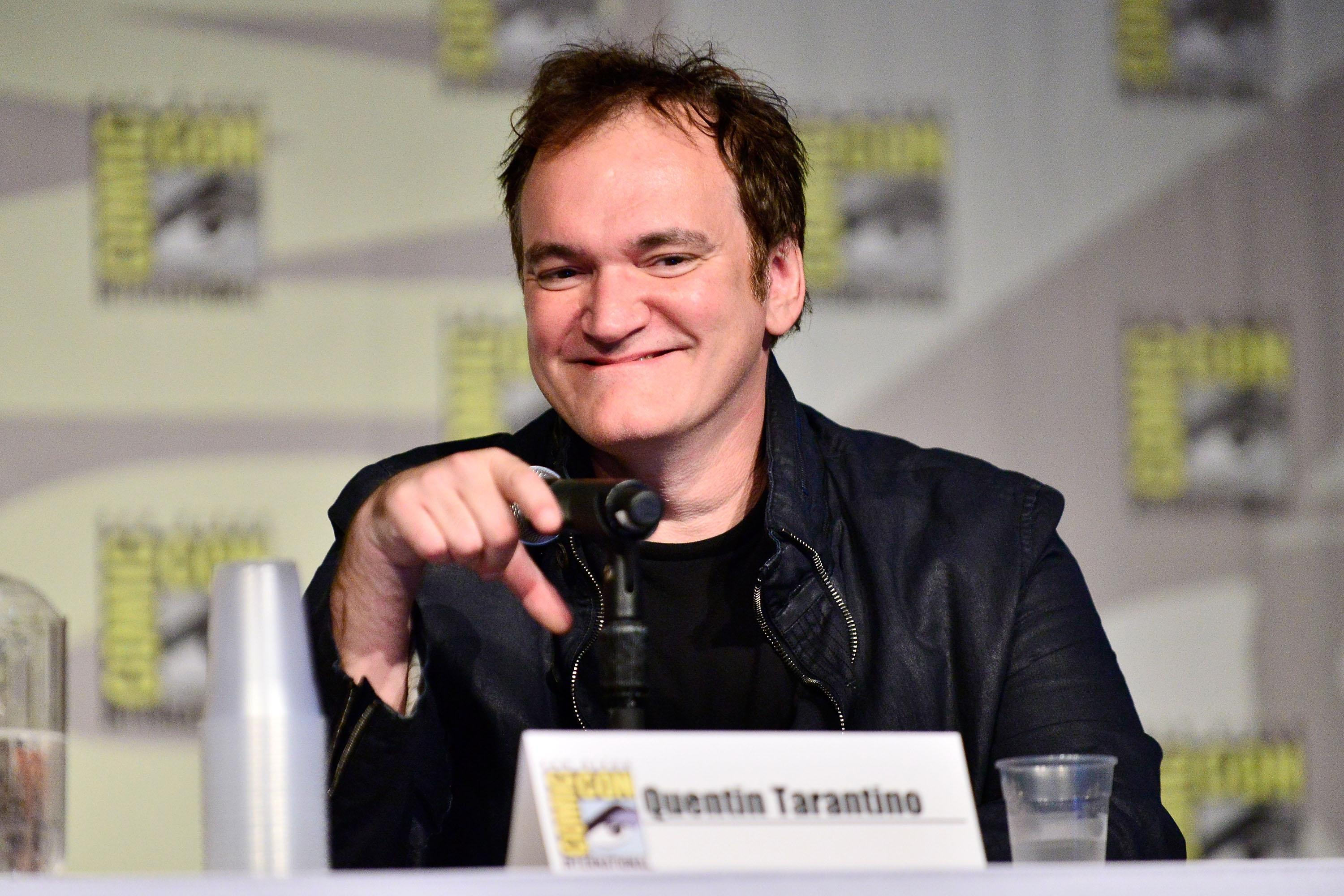 Quentin Tarantino's 'Hateful Eight' Teaser Trailer Is Online