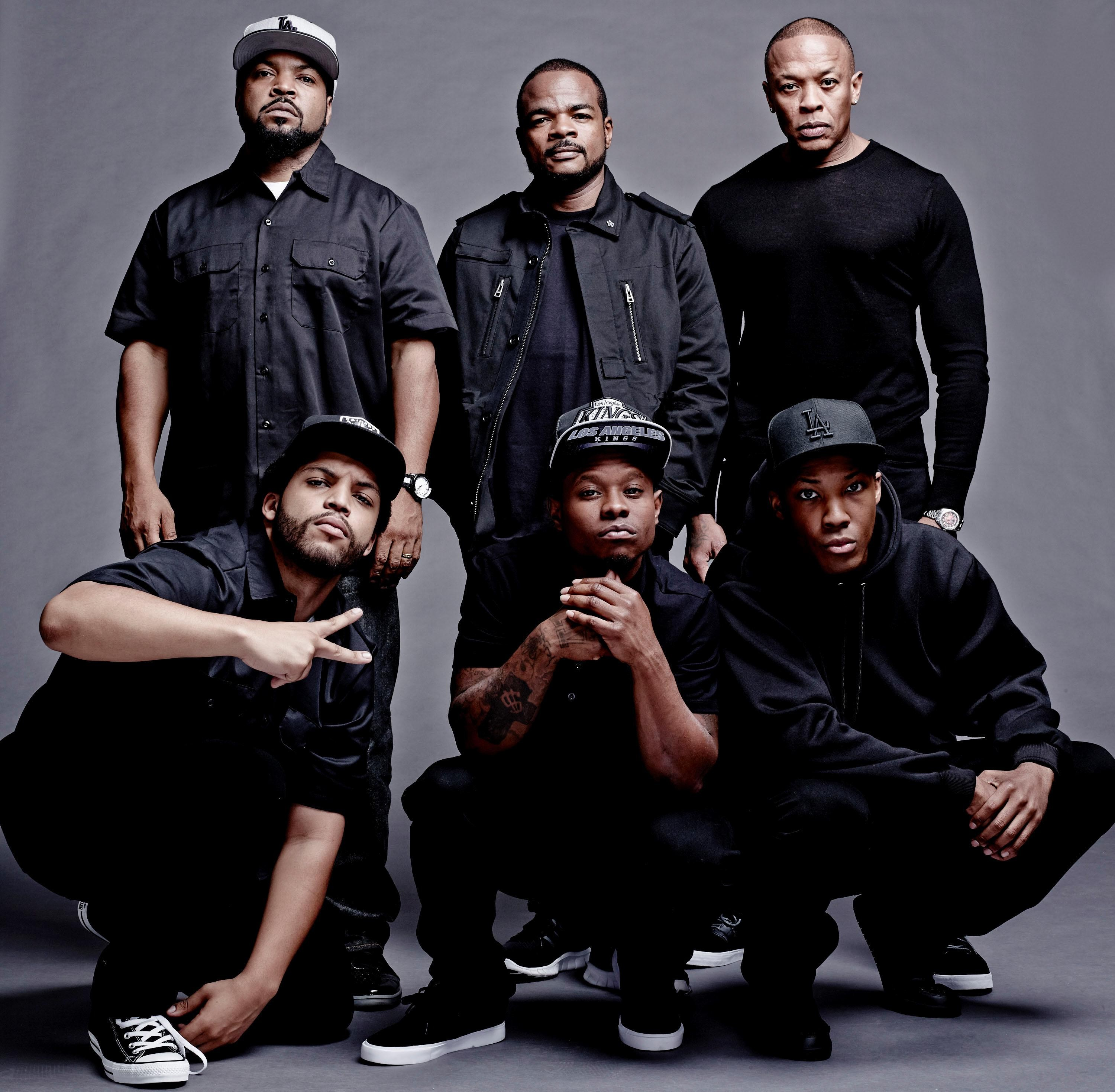 Universal Distances Itself from 'Straight Outta Compton' Casting Call