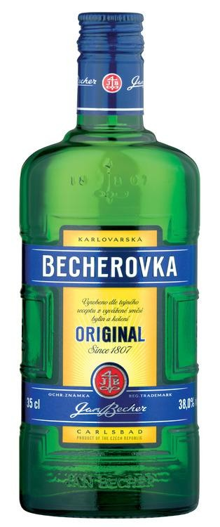 YES! Becherovka