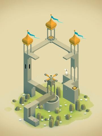 Monument Valley Is a Gorgeous, Zen-Like Game for iOS