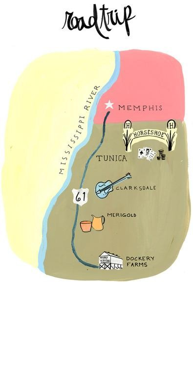 Driving Into the Heart of the Blues: A Mississippi Delta Road Trip