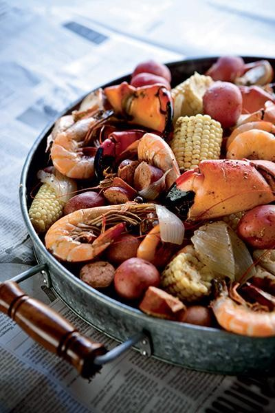 Let's Talk Frogmore Stew