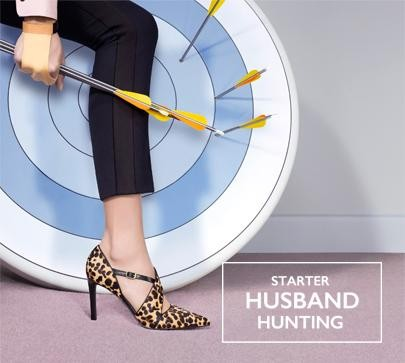 Warning: New Shoe Ads May Be Harmful to Women's Health