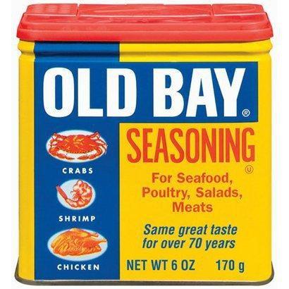 Old Bay (Beyond Blue Crabs)