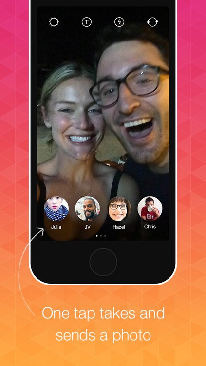 Instagram Releases Bolt, a Snapchat Wannabe for International Users