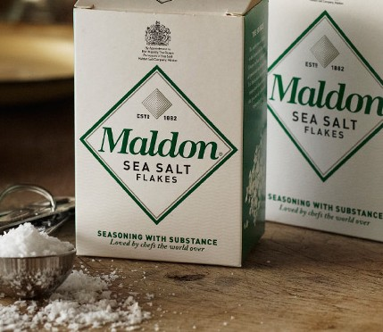 Worth It: $1.28 Per Ounce Maldon Sea Salt