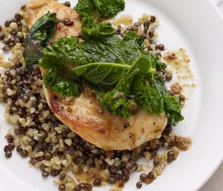 Move Over Quinoa, Get Hooked On Freekeh