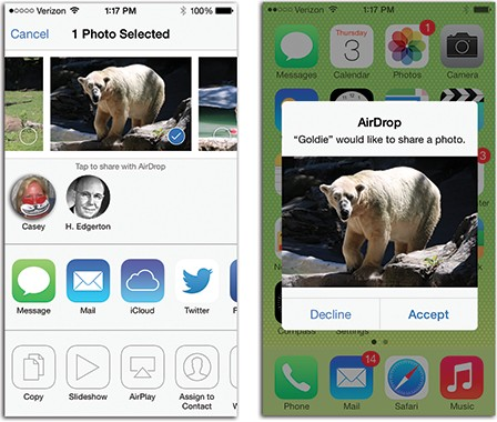 How to Use AirDrop, the Easiest Way to Send Files Between iPhones