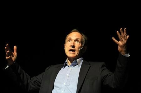 Inventor of the Web, Tim Berners-Lee: The Web Should Reflect Human Rights