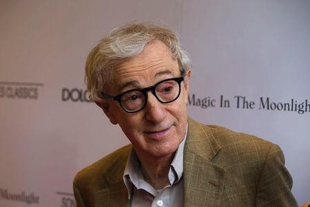 Woody Allen Denies Accusations That He Doesn't Hire Black Actors